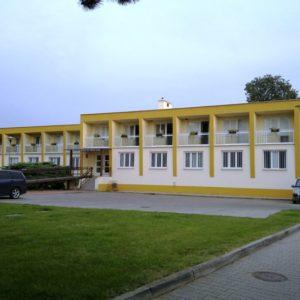 budova Městského úřadu Ivančice, odbor správních činností