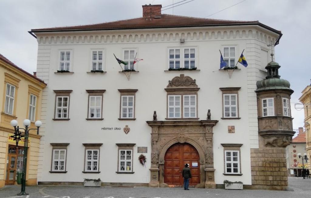 budova radnice Ivančice
