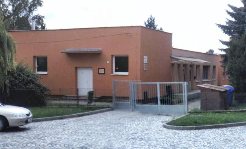 budova MŠ Chřestová
