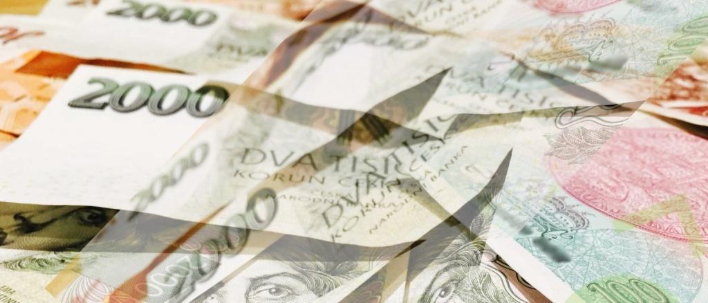 bankovky současné